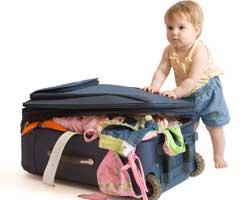 چگونه همراه کودک خود با اتوبوس سفر کنیم؟