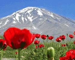 ده کوه دیدنی در ایران را بشناسید