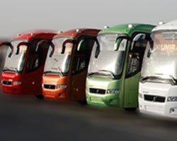 سرویس دهی 16500 دستگاه اتوبوس به مسافران تابستانی