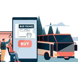 چطور بلیط اتوبوس خود را در سایت پایانه ها بخریم