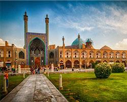 سفر به اصفهان در ایام نوروز