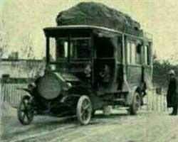 اتوبوس ایرانی پنجاه و دو ساله شد
