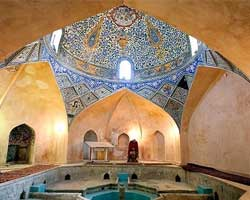 حمام گله داری موزه ای برای مردم شناسی