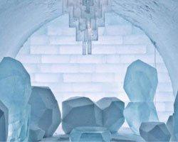 تجربه ای شگفت انگیز در هتل یخی سوئد