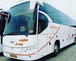 خرید بلیط اتوبوس مراغه به سنندج