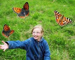 تاثیر سفر در طبیعت بر روی کودکان