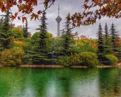 با پارک های تهران آشنا شوید
