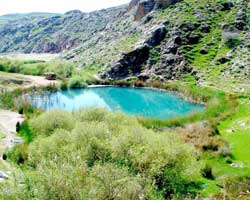 آکواریوم طبیعی ایران در کجا قرار دارد؟