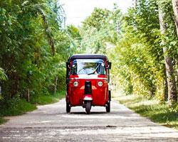 معرفی 12 مورد از غیر معمول ترین روش های حمل و نقل در سراسر جهان