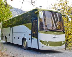 خرید بلیط اتوبوس قهستان به مشهد
