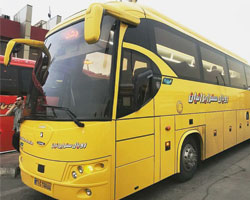 بلیط اتوبوس رویال سفر را آنلاین بخرید