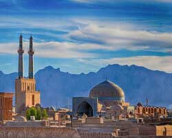 یزد اولین شهر ایران در فهرست یونسکو