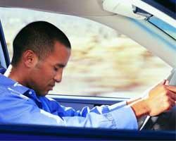 هوشیار رانندگی کنید