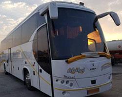 اضافه شدن شرکت مسافربری تک سفر ایرانیان فولاد شهر به پایانه ها
