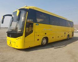 بلیط اتوبوس تهران به الیگودرز قیمت ها و ساعات حرکت