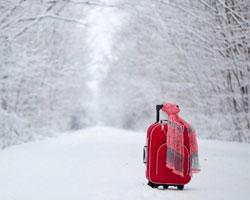 سفر در روزهای سرد