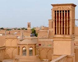 گذری بر دیدنی های شهر یزد