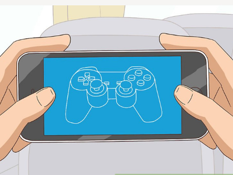 بازی با موبایل
