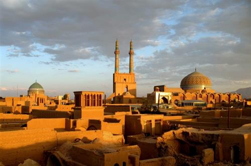 سفر به یزد - خرید بلیط اتوبوس - بلیط اتوبوس