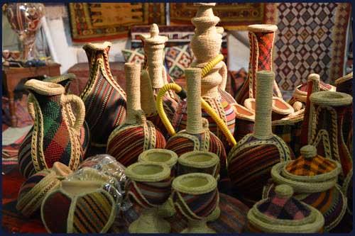 صنایع دستی بهاباد