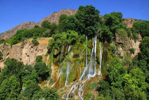 آبشار بیشه | پایانه ها