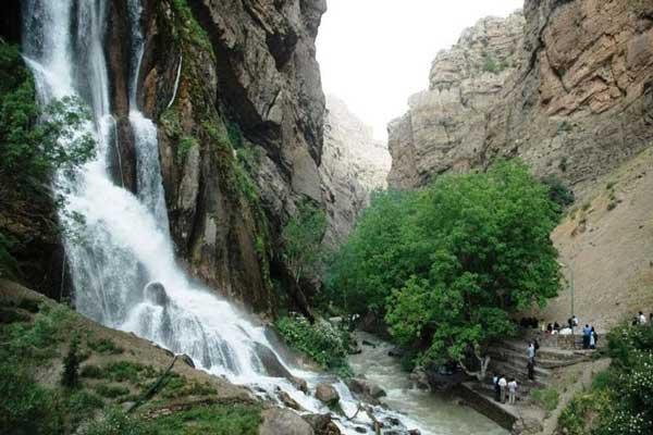 آبشار چکان | پایانه ها