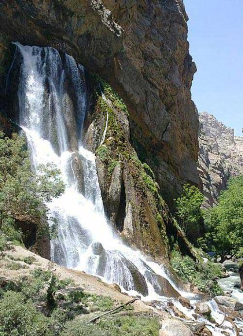 آبشار نوژیان | پایانه ها