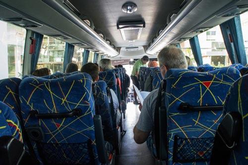 سفرهای اتوبوسی طولانی