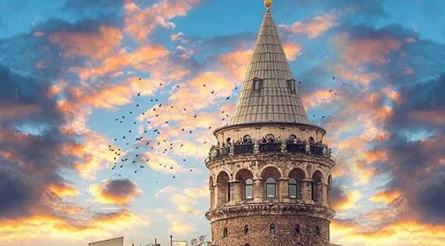 اطلاعات تکمیلی بلیط اتوبوس تهران به استانبول - برج   گالاتا