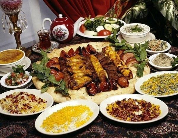 غذاهای ایران