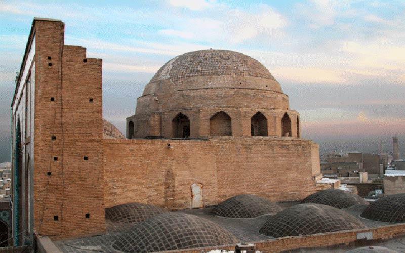 خرید بلیط اتوبوس تهران به اصفهان- مسجد جامع