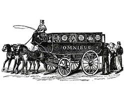تاریخچه پیدایش سفر های اتوبوسی
