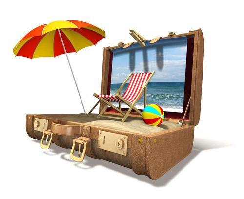 سفر در تابستان-