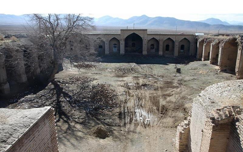 اطلاعات تکمیلی بلیط اتوبوس اهواز به تهران- کاروانسرای شاه عباسی