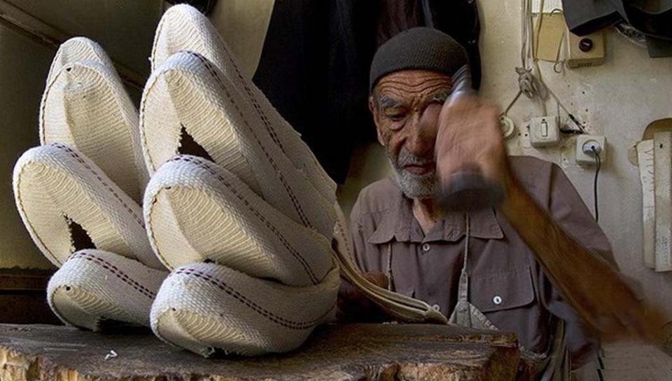 صنایع دستی طبس