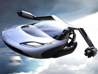 اتوموبیل های پروازی