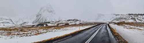 سفر زمستانی