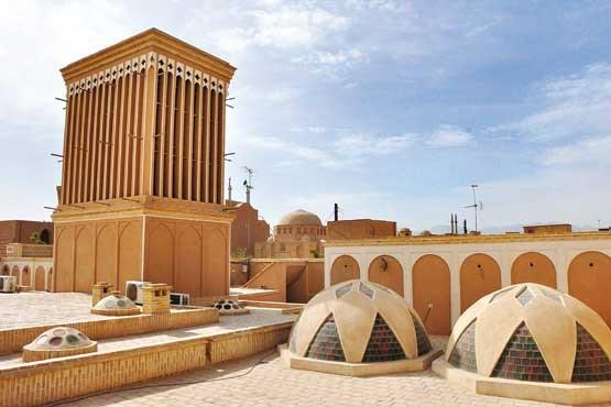 شهر یزد- دیدنی های شهر یزد- ثبت یزد در یونسکو
